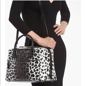 Gorgeous Marc Jacobs Antonia leopard handbag.